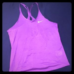 Nike dri-fit workout top